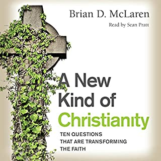 A New Kind of Christianity audiobook cover art