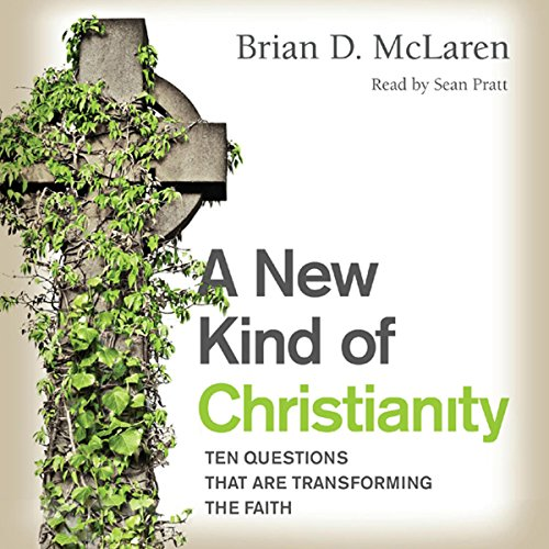 A New Kind of Christianity cover art
