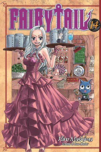 Fairy Tail Vol. 14 (English Edition)