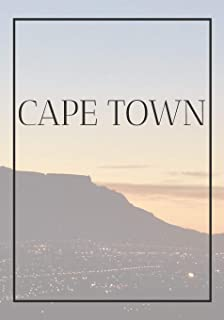 Cape Town: A decorative book for coffee tables, bookshelves, bedrooms and interior design styling: Stack International cit...