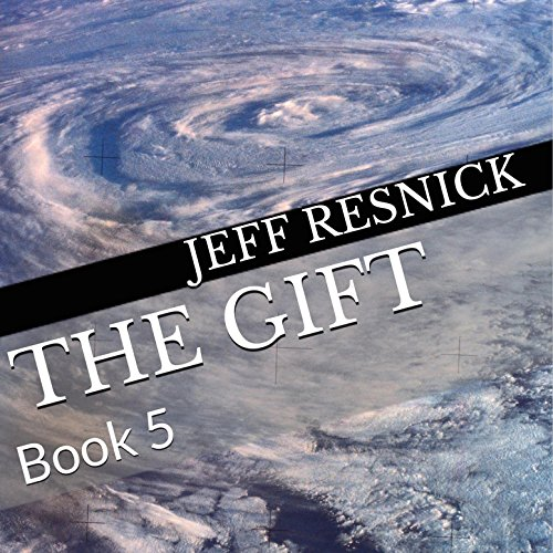 The Gift: Book 5 audiobook cover art