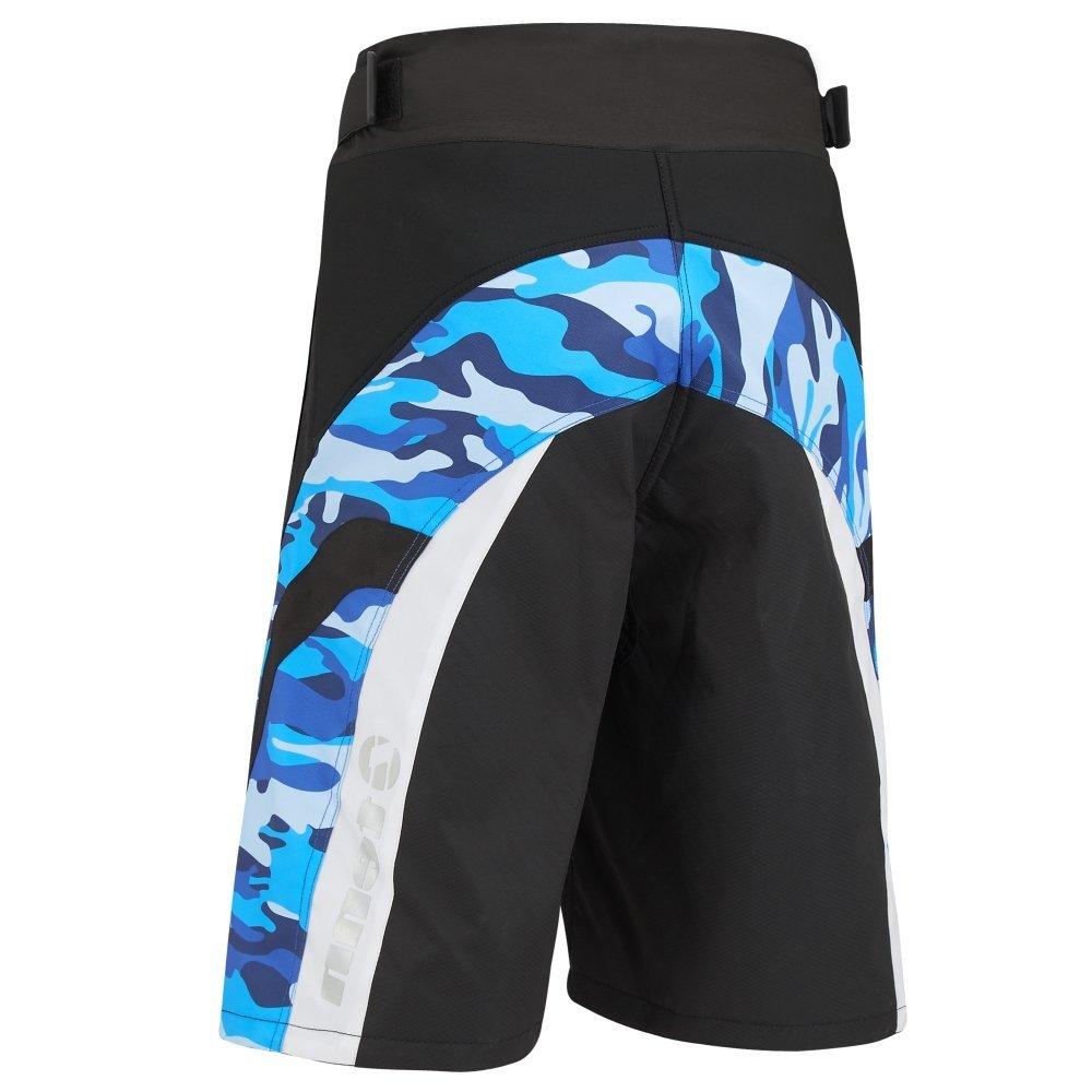 Tenn Mens Burn MTB Shorts
