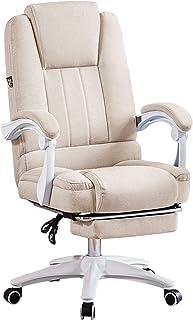 Krzesło biurowe Biurko Tkanina Krzesło biurowe Krzesło komputerowe Ergonomiczne koło pasowe Krzesło do gier Regulowane poc...