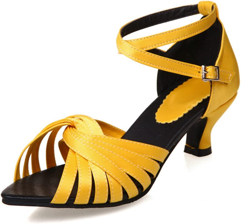 DoraTasia Women's Fashion Cross Ankle Strap Open Toe Kitten Heels Samdals Summer Casual shoes