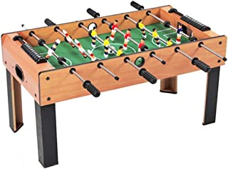 TOOYU Tabletop Foosball Table- Table Football/Soccer Game Set With Two Balls And Score Keeper For Adults And Kids