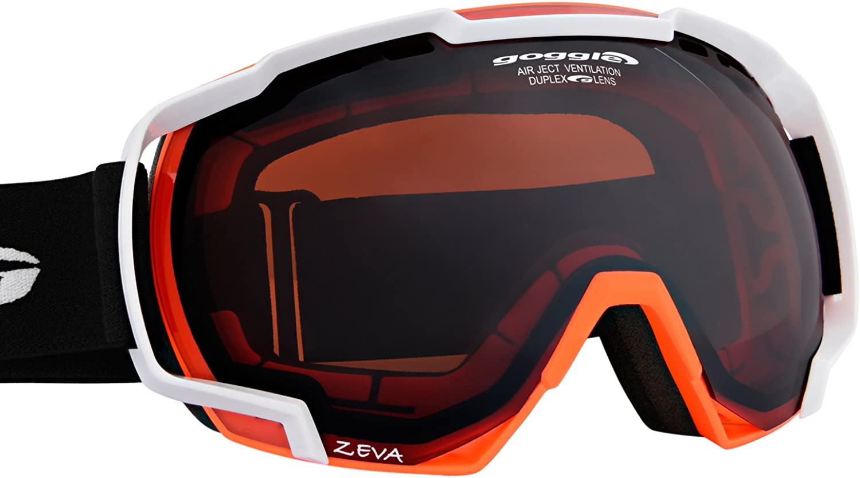 GOGGLE Skibrille Snowboardbrille mit Doppelscheibe H890