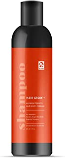 Hair Growth Shampoo with Argan Oil, Biotin & Keratin. Anti Hair Loss - TOP RATED - For men & women