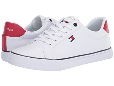 Tommy Hilfiger Randal (White/Red) Men