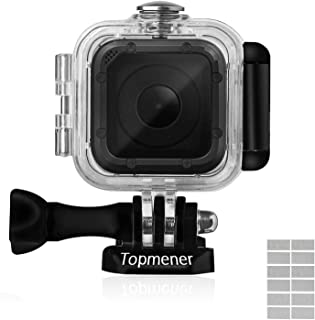 Topmener Waterproof Case for GoPro Hero 5 Session/Hero Session/Hero 4 Session HD Dive Case Underwater Protective Shell Ant...