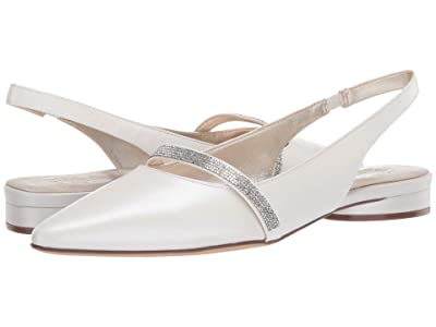 Naturalizer Hally (White Pearl Leather) Women