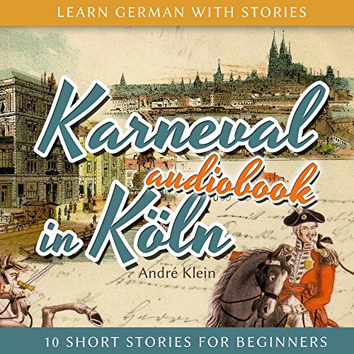 Karneval in Köln audiobook cover art