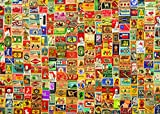 Best Jigsaw Puzzles For Adults - 1000 Piece Puzzle for Adults: Vintage Matchboxes Jigsaw Review