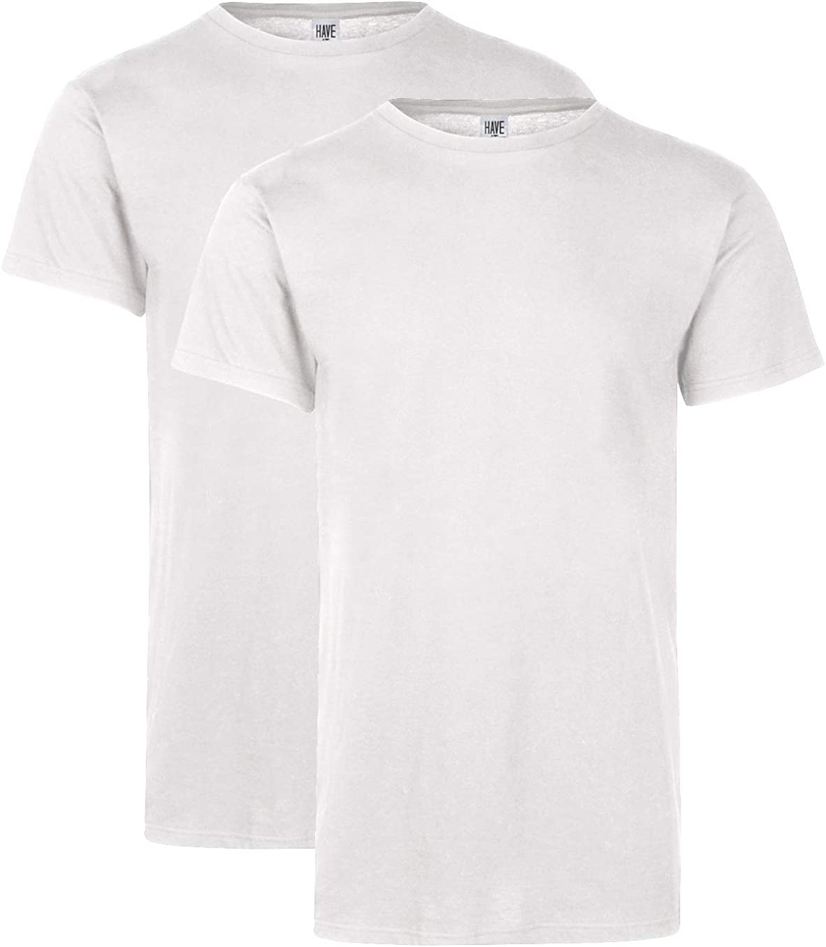 Have It Tall Undershirts for Men and Women | 2 Pack