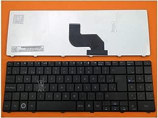 9J.N2J82.60S KJ3 Marco Keyboard Spanish IFINGER Teclado ESPA/ÑOL para ASUS A53S P//N