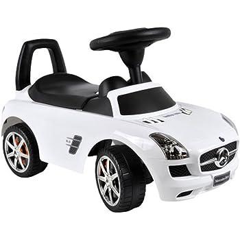 Bandits & Angels Mercedes-Benz SLS AMG Weiß
