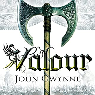 Valour cover art