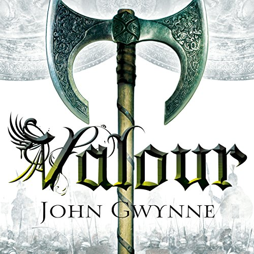 Valour audiobook cover art