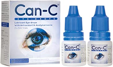 Can-C Eye Drops 5 Milliliter Liquid (2 in 1Pack)