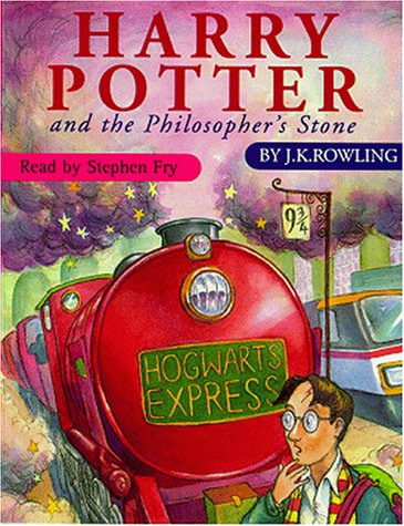Vol.1 : Harry Potter and the Philosopher's Stone, 6 Cassetten; Harry Potter und der Stein der Weisen, 6 Cassetten, engl. Version (Cover to Cover)