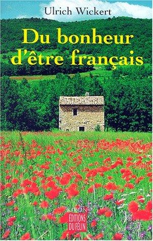 Du bonheur d'être français