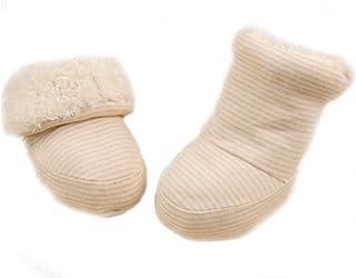Zapatillas Cálido Botines de Invierno de Invierno Botas Bebe de Invierno Botas Bebe de Invierno Bolso de Invierno Bebe de 0-12 Meses de Bebe
