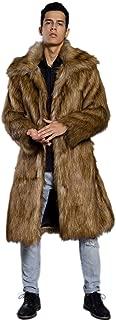 Best faux fur coat men Reviews