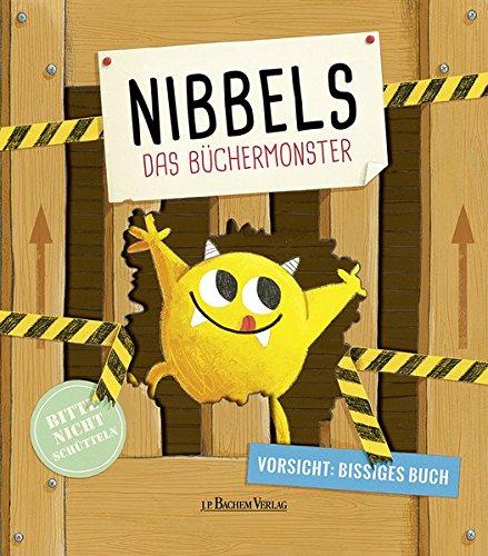 Nibbels: Das Büchermonster (Tapa dura)