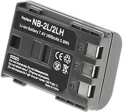 Replacement Battery for Canon Optura 500 Camera & Video Camera (1800mAh, 7.4V, Li-Ion)