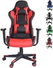 Gran Shopping Silla Gamer Gaming Consola Pc Ergonomica Reclinable - Rojo