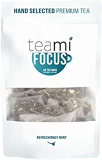 Teami® Focus Tea - 20 Tea Bags