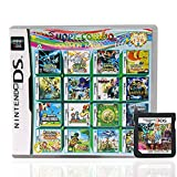 208-in-1 Game Card Super Package, Game Packaging Card Box, for Nintendo DS / 2DS XL/LL/NDSi / 3DS / NDS/NDSL