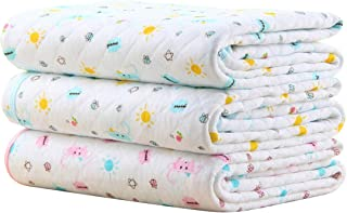 Waterproof Diaper Changing Pads Portable - Breathable Leak Proof Mattress Pad Protector Baby Changing Mat for Toddler, Kid...