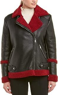 Womens Oversized Moto Jacket
