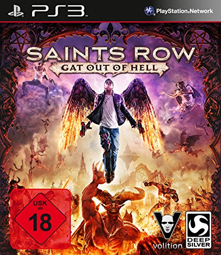 Saints Row Gat Out of Hell - [Edizione: Germania]