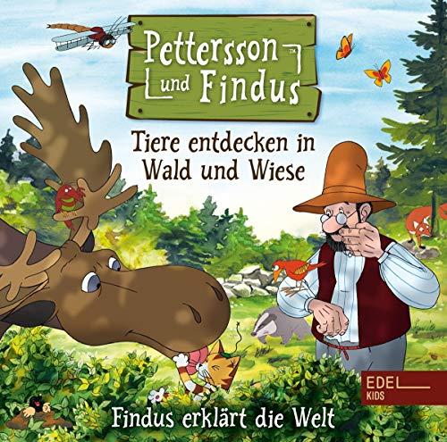 Pettersson und Findus: Tiere entdecken in Wald und Wiese - Findus erklärt die Welt - Das Wissens-Hörspiel