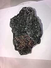 "Magic Mineral Stones 4.5"" FUCHSITE W/Garnet Rough RAW Natural Crystal Quartz Specimen Brazil"