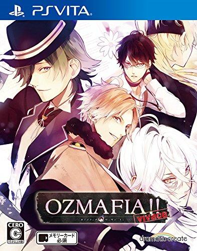 OZMAFIA!!-vivace- - PS Vita
