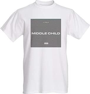 J Cole-Middle Child T-Shirt (Unisex)
