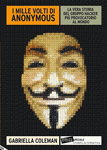 Unisex-adulto Rock 990204 Anonymous Guy Fawkes taglia unica