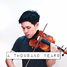 A Thousand Years (Violin Instrumental)
