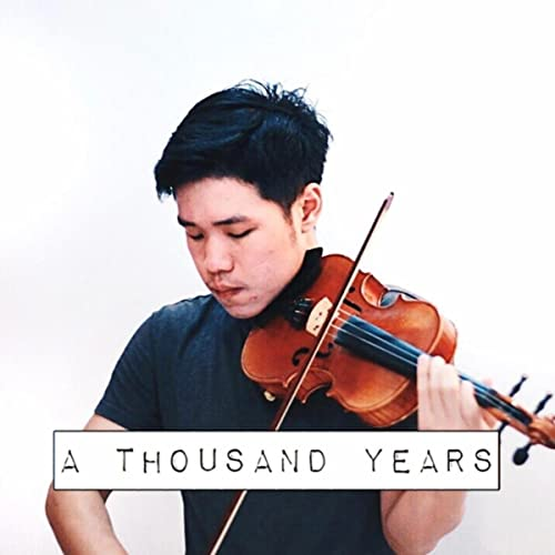 A thousand years instrumental piano and violin mp3