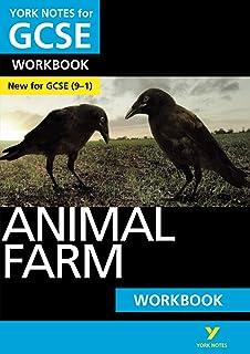 Grant, D: Animal Farm: York Notes for GCSE (9-1) Workbook