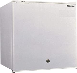 Nikai Defrost Single Door Refrigerator,1.5 Cubic Feet / 42Ltr -White color, NRF65NW21