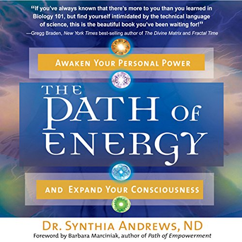 The Path of Energy audiobook cover art