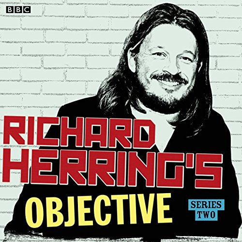 Richard Herring's Objective: Complete Series 2 Titelbild