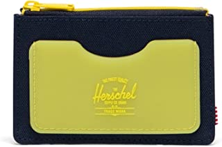 Herschel Oscar Goma RFID, Peacoat/Cyber Amarillo