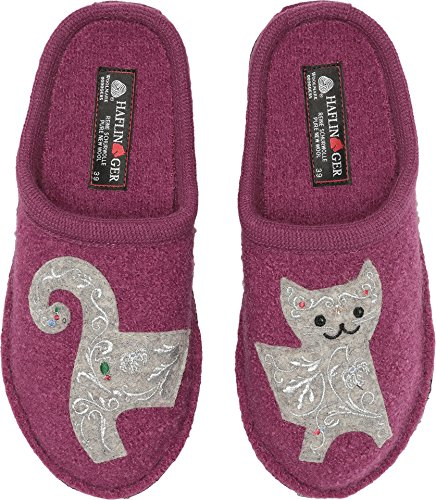 HAFLINGER Lizzy_ Begonia Womens Slippers Size 37M