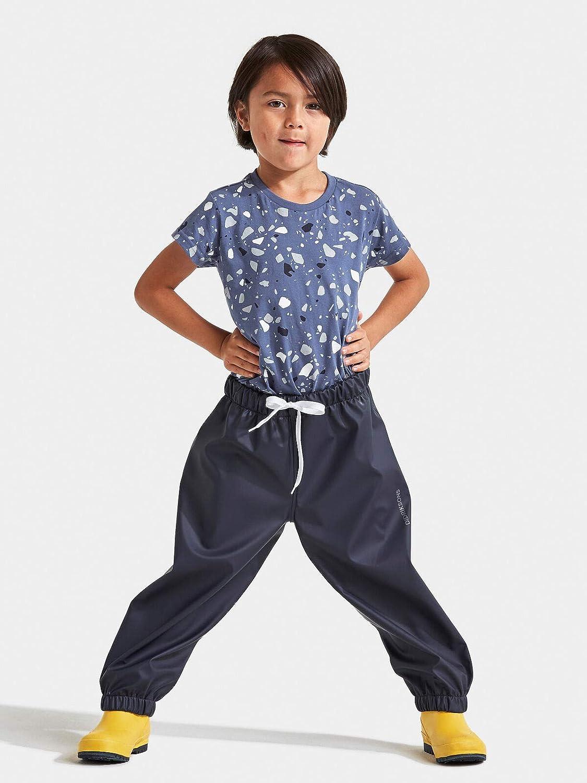 Didriksons Kinder Regenhose Outdoorhosen MIDJEMAN Pants 5 wasserdicht