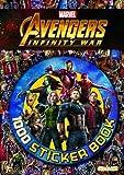 Centum Books Ltd: Avengers Infinity War - 1000 Sticker Book