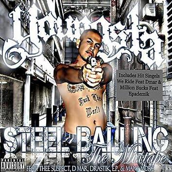 STEEL BALLING